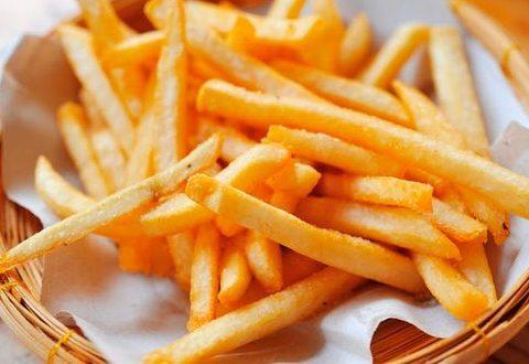 Рецепт домашнего картофеля фри