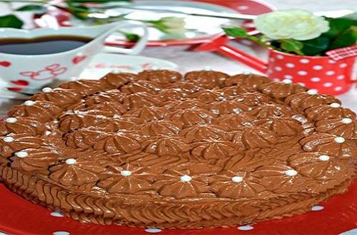 Торт Шокко-Мокко