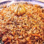 Жареный рис по восточному