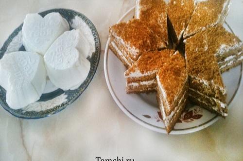 ASALLI TORT ( MEDOVIY TORT)