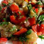 Fenchuza tasmaligi (ashlyanfu) salati