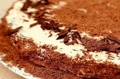 Mokko torti